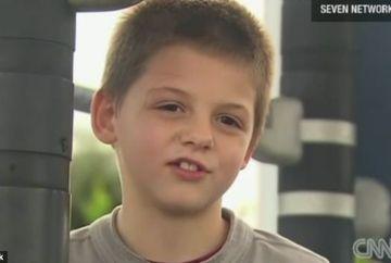 Pare IREAL dar este cat se poate de ADEVARAT! Un baietel a fost salvat de un animal salbatic - VIDEO