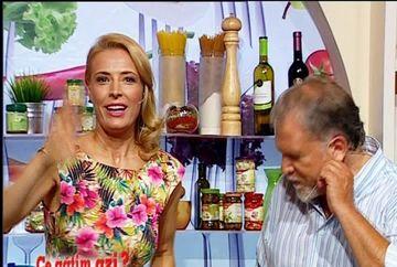 Actrita Monica Davidescu, un exemplu de modestie! Ce a facut VEDETA cand a intrat in bucataria lui Antonio