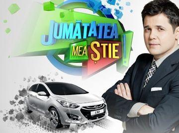 """Vrei sa castigi o masina? Vino cu partenerul la castingul din Cluj pentru """"Jumatatea mea stie!"""""""