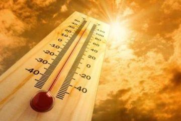 AVERTIZARE METEO: COD GALBEN SI PORTOCALIU de canicula! Temperaturile urca pana la 40 de grade