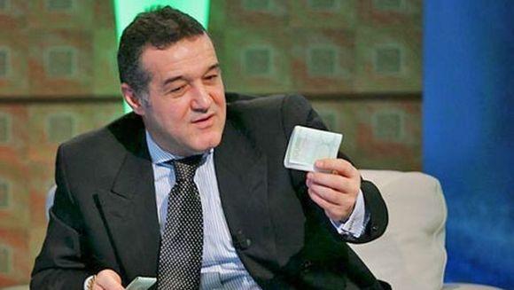 ANCHETA la Jilava, dupa ce Gigi Becali a gasit 1.000 de euro in buzunarul unor pantaloni