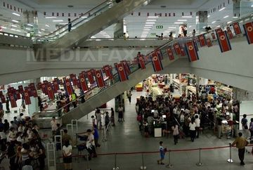 Cum arata un magazin din capitala Coreei de Nord! FOTO si VIDEO