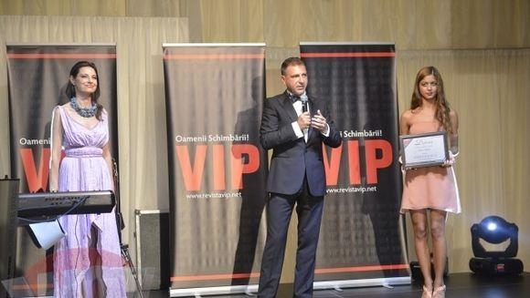 Christian Sabbagh, premiu pentru operatiunea de salvare a unei tinere din ghearele prostitutiei! FOTO