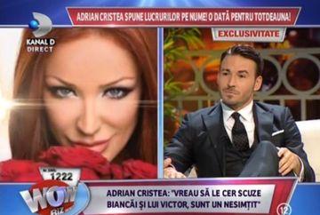 Adrian Cristea a spus lucrurilor pe nume! ADEVARUL despre RELATIA SECRETA cu Bianca Dragusanu FOTO