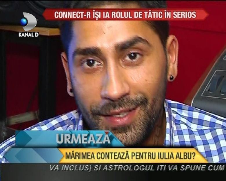 Connect-R i-a INTERZIS iubitei sale sa mai urce pe scena? VIDEO