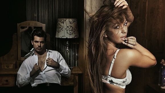 "Declaratie SOCANTA: ""Imi torn vin in pahar, ma imbrac provocator si ma uit la sotul meu cum face sex cu alta femeie in patul nostru"""
