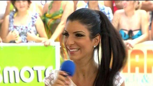 """Andreea Tonciu: """"Nu imi voi opera nasul, asa ca toata lumea sa stea linistita """" VIDEO"""