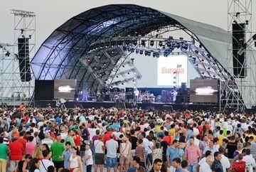 """Tudor Chirila, despre concertul Europa FM """"Live pe Plaja"""", unde sunt asteptati peste 60 de mii de oameni: """"Va fi mai ceva ca la Rolling Stones!"""""""