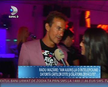 """Radu Mazare: """"Tot timpul este bine sa ai dorinte!"""". Ce vrea edilul Constantei de ziua lui? VIDEO"""