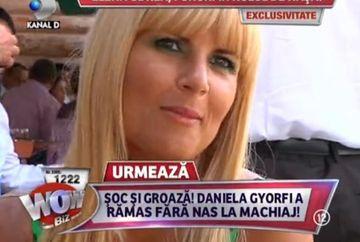 Divortul ii prieste! Elena Udrea, SCLIPITOARE in postura de nasa de botez