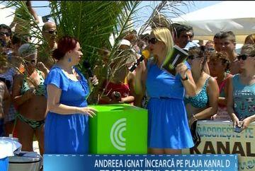 """Oana Roman: """"In vacanta, voi pleca la doua prietene la Cannes"""" VIDEO"""