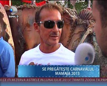 Radu Mazare, pregatiri in toi. Vrea sa organizeze un CARNAVAL mai ceva ca la Rio sau Saint Tropez VIDEO