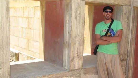 Aventuri din vacanta petrecuta in Grecia! Ernest a salvat o femeie implicata intr-un accident rutier
