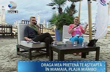 """Vezi cele mai tari momente ale primei editii """"Draga mea prietena la mare"""". Vino si TU pe plaja Mambo din Mamaia si fii alaturi de NOI"""