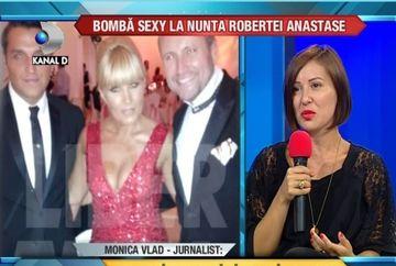 Elena Udrea a facut FURORI la nunta Robertei Anastase VIDEO