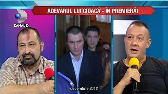 """MOMENT ISTORIC. Primul interviu al lui Cristian Cioaca dupa gratii, IN EXCLUSIVITATE pentru """"Drept la tinta"""" VIDEO"""