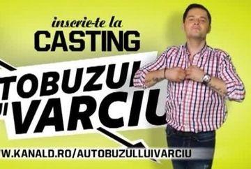 """Esti singura si dornica de aventura? Urca in """"Autobuzul lui Varciu""""! Vino la CASTING sambata, 6 iulie, de la ora 11:00"""