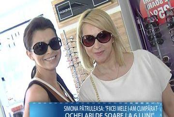 """Simona Patruleasa: """"Prima pereche de ochelari i-am luat-o fiicei mele cand avea 5 luni"""""""