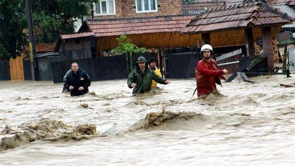 Hidrologii avertizeaza: COD GALBEN de inundatii pe mai multe rauri. Vezi ce zone sunt vizate