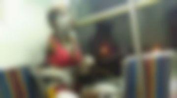 ARATAREA care A SOCAT toti pasagerii unui autobuz! Vezi de ce oamenii s-au ingramadit sa coboare cat mai repede FOTO