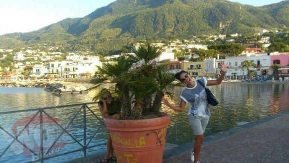 """Adelina Pestritu iubeste Italia atat de mult incat: """"Am mancat cam mult si m-am ingrasat 2 kilograme"""" - Vezi cu ce cadouri s-a intors acasa!"""