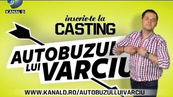 """CASTING - Liviu Varciu este in cautare de tinere singure si dornice de aventura! Vino si TU in """"Autobuzul lui Varciu"""""""