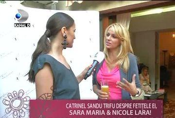 Catrinel Sandu arata INCREDIBIL dupa doua nasteri! Vezi care este SECRETUL ei VIDEO