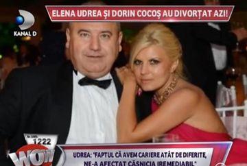 Elena Udrea si Dorin Cocos S-AU DESPARTIT. Cei doi au divortat in secret