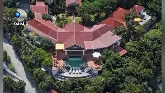 Traiesc in opulenta! TOPUL celor mai SCUMPE case ale celebritatilor de la Hollywood VIDEO