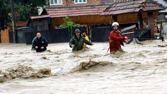 Hidrologii AVERTIZEAZA: COD GALBEN de inundatii! Vezi ce zone sunt vizate