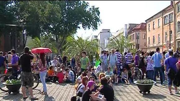 Si Mazare ar fi invidios! Uite cum s-a transformat Timisoara in cel mai bogat oras cu palmieri VIDEO