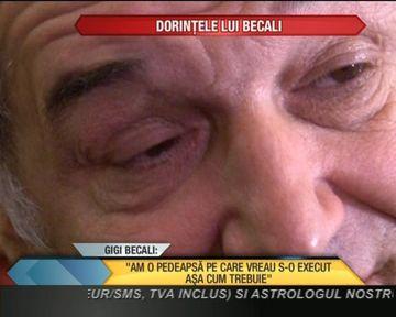 """Gigi Becali, cu ochii in lacrimi: """"Nu ma mai hartuiti, lasati-mi familia in pace!"""" VIDEO"""