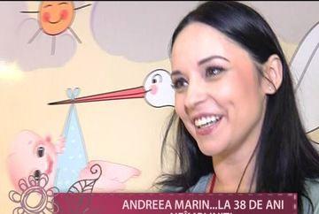 """Andreea Marin: """"Imi e dor de o televiziune bine facuta"""" VIDEO"""