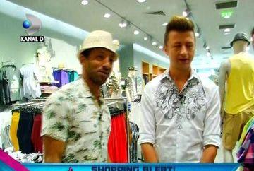 Ce i-a dat mari batai de cap lui Kamara la o sesiune de shopping! VIDEO
