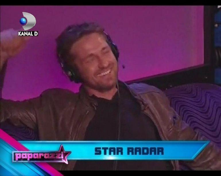 VIDEO in care Gerard Butler VORBESTE despre SEXUL cu Madalina Ghenea!