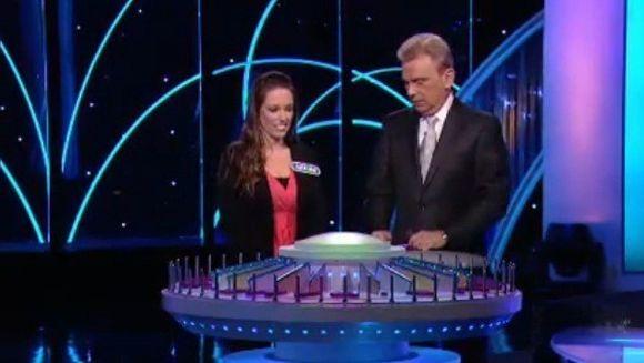 """O concurenta a castigat UN MILION de dolari la emisiunea """"Roata norocului"""" din SUA - VIDEO"""