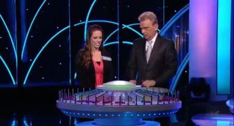 O concurenta a castigat UN MILION de dolari la emisiunea Roata norocului din SUA - VIDEO