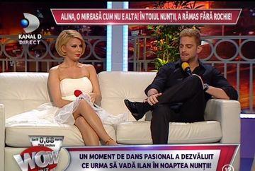 "Alina si Ilan Laufer au avut o nunta ca-n povesti! ""Am tinut neaparat sa avem o nunta foarte bine organizata"""