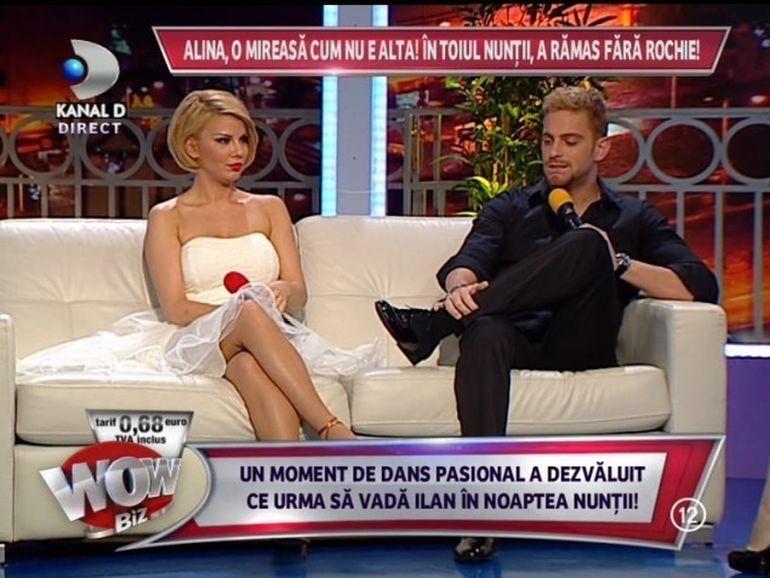 Alina si Ilan Laufer au avut o nunta ca-n povesti! Am tinut neaparat sa avem o nunta foarte bine organizata