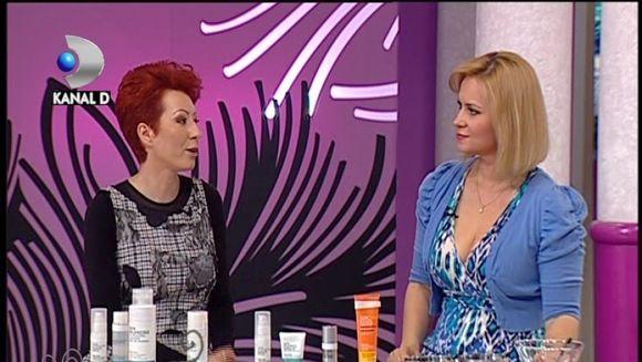 Stii ce tip de ten ai? Specialistul Corina Allan iti arata cum sa-ti ingrijesti corect tenul VIDEO