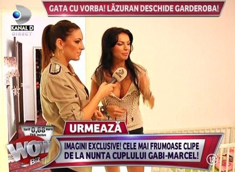 Ramona Lazuran: Am in garderoba o fusta de 10 euro, dar si o blana de 3.000