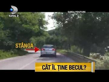 Soferii Romaniei uimesc de fiecare data! Iata ce au surprins niste participanti la trafic pe drumurile patriei VIDEO