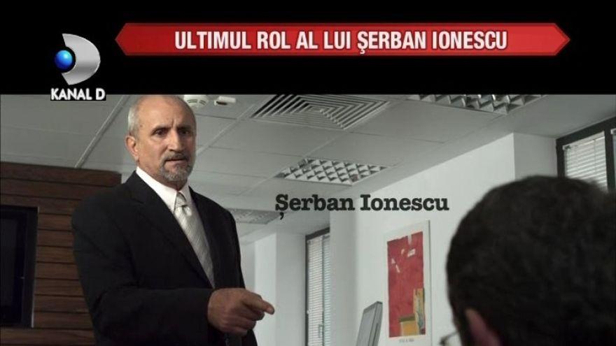 """Serban Ionescu, REMARCABIL in ultimul sau rol din filmul """"Puzzle"""" VIDEO"""