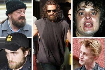 TRANSFORMARILE INCREDIBILE ale actorilor! 10 STARURI de la Hollywood carora le place sa traiasca precum cersetorii. I-ai recunoaste pe strada? GALERIE FOTO