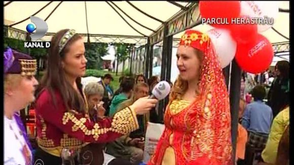 Marilena Chelaru, o IMPATIMITA a bucatelor traditionale turcesti VIDEO
