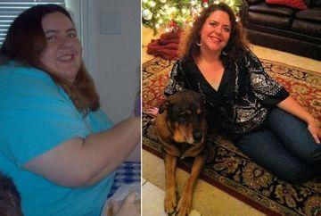 Pierderi imense in greutate. TRANSFORMARI IREALE ale unor persoane obeze! FOTO