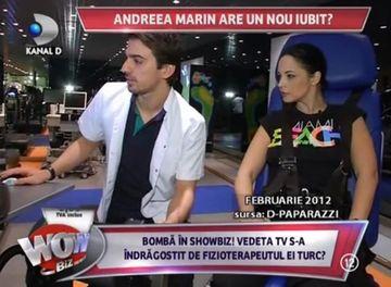 BOMBA IN SHOWBIZ! Andreea Marin are un nou iubit?