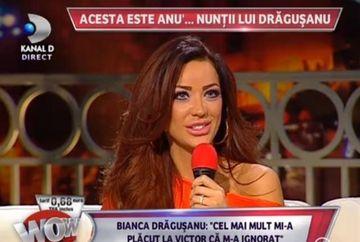 """BAT CLOPOTE DE NUNTA? Bianca Dragusanu: """"Simt ca sunt foarte iubita!"""""""
