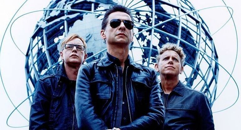 Mai sunt doar cateva ore pana la concertul Depeche Mode! Avem LISTA MELODIILOR care vor fi cantate la Bucuresti VIDEO