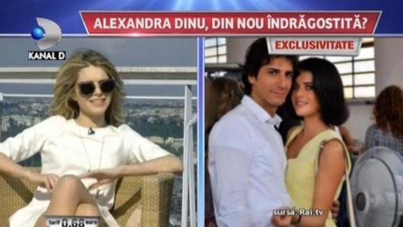 "EXCLUSIV! Alexandra Dinu, INDRAGOSTITA? ""E o persoana minunata si foarte importanta in viata mea"""